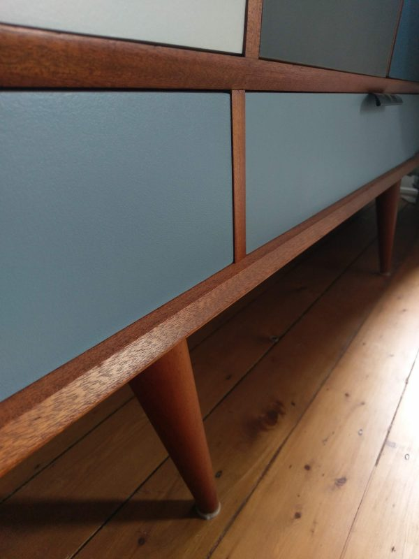 sideboard close up