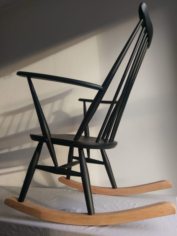 Refurbished Ercol rocking chair